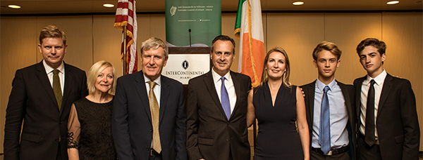 Ireland Appoints Honorary Consul in Miami