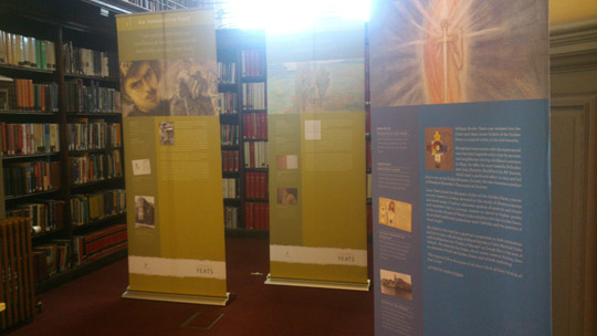 Yeats Exhibition