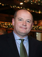 Ireland's Consul General in Hong Kong, Peter Ryan