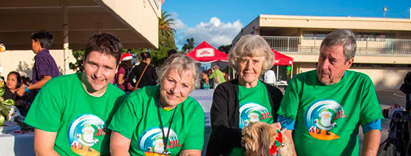 Irish Outreach San Diego Christmas Community Celebration and Charity Drive, December 2014 - Author: Michael Prine