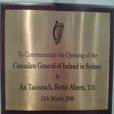 Consulate General of Ireland Sydney