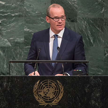 Minister Coveney UNGA 2017