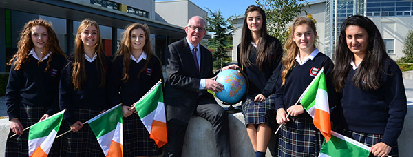 Minister Flanagan Global Horizons