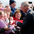 Prince Charles visit to Ireland