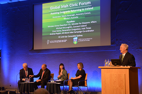 Global Irish Civic Forum