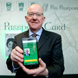 Launching the Irish Passport Card