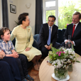 Visit of Chinese Premier