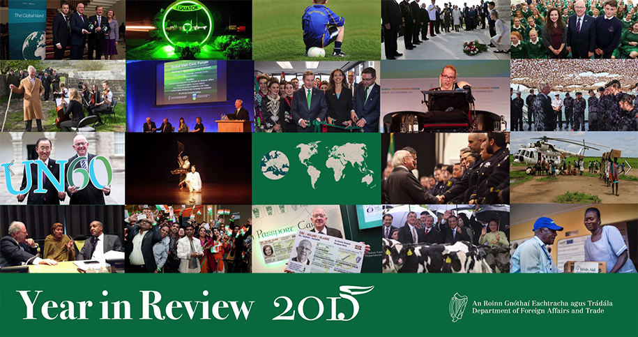 Year in Review Highlights 2015
