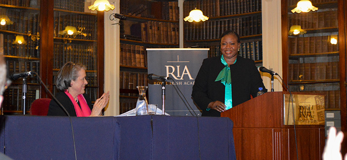 Chief Prosecutor of the International Criminal Court, Mrs Fatou Bensouda