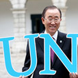 Ban Ki-moon delivers lecture at Iveagh House