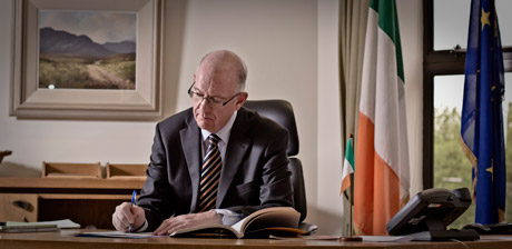 Minister for Foreign Affairs and Trade, Mr Charlie Flanagan T.D