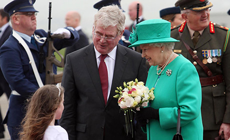 Queen Elizabeth II's visit to Ireland