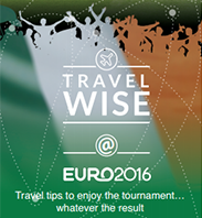 "Download Euro 2016 Fans' ""Travel Wise"" Leaflet"
