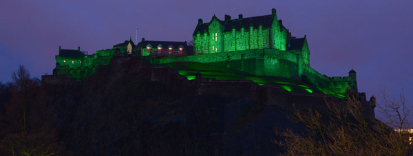 Edinburgh Castle (c) Historic Scotland
