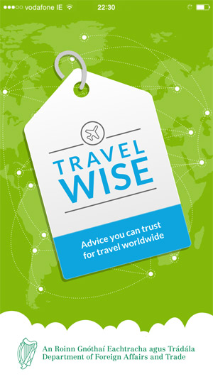 DFAT Launch TravelWise Smartphone App