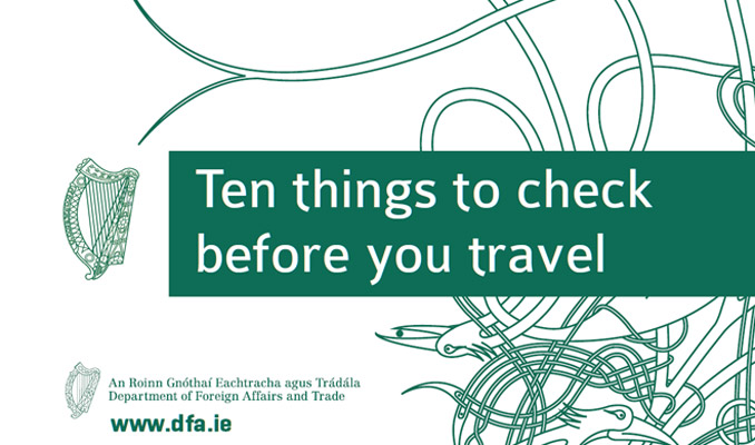 Top Travel Tips - Passport Service Image