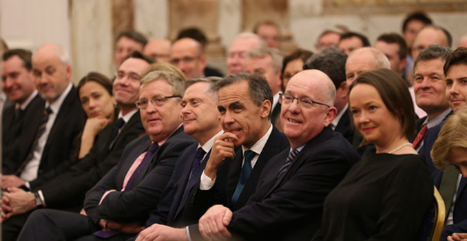 Iveagh House Lecture - Audience