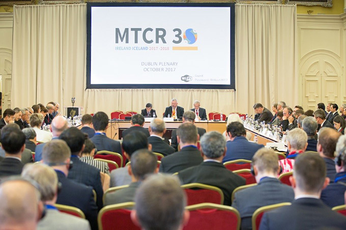 MTCR plenary session