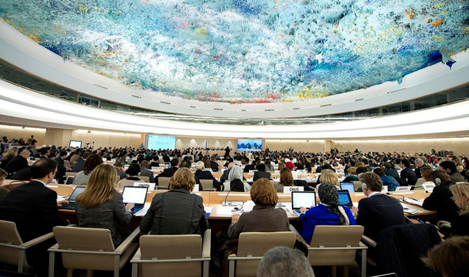 UN Human Rights Council - Geneva