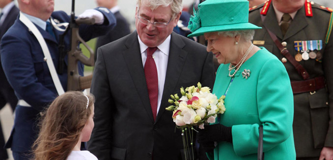 Tánaiste to accompany President Higgins on historic State Visit