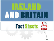 Ireland and Britain Fact Sheets