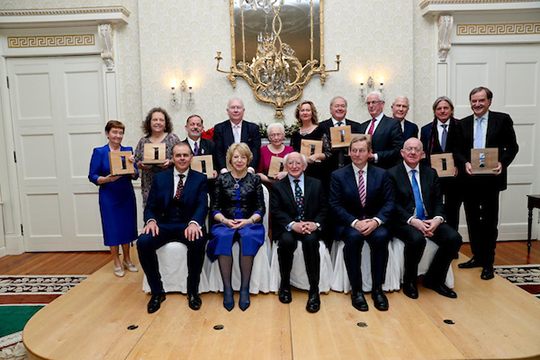 Presidential Distinguished Service Awards 2016 Recipients