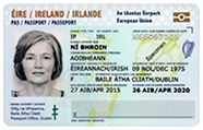 Irish Passport Card - Apply Now