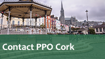 Contact the Passport Service Cork