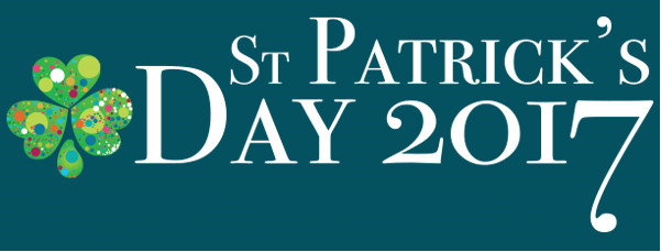 St Patrick's Day 2017 - DFA Homepage Baanner