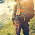 Backpacking/Adventure Tourism