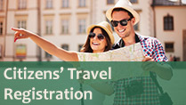 Contact Citizens' Travel Registration