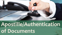 contact authenticate documents