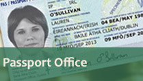 Contact the Passport Office