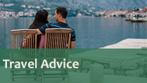 Contact our Travel Advice unit