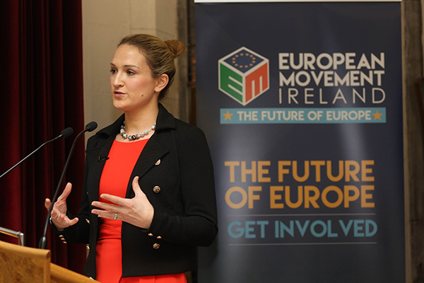 First Citizens' Dialogue on the Future of Europe takes place in Galway