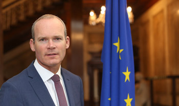 Minister Coveney Future of Europe
