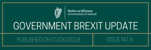 Government Brexit Update 05 June 2018
