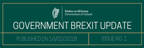 Government Brexit Update 16 February 2018