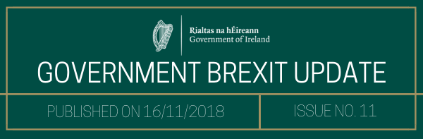 Government Brexit Update 20 December 2018