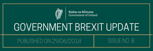 Government Brexit Update 29 June 2018