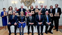 Presidential Distinguished Service Award for Irish Abroad