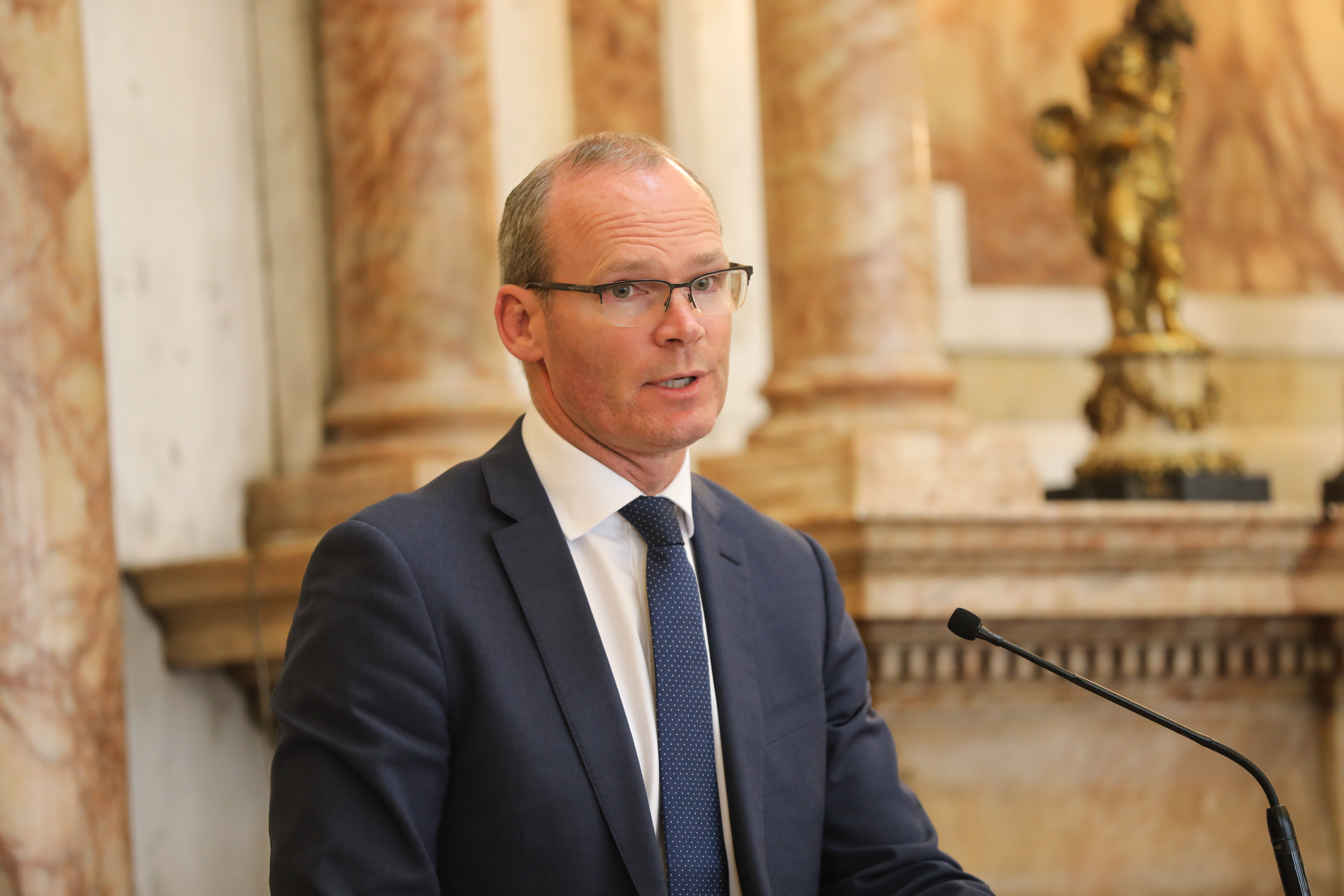 Statement from Tánaiste Simon Coveney after Cabinet
