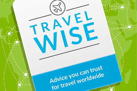 Download our TravelWise app