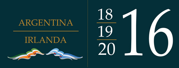 Argentina Ireland 2016 Commemoration Logo
