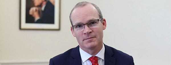 Tánaiste and Minister for Foreign Affairs and Trade Simon Coveney