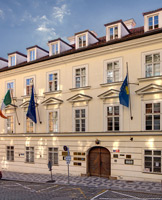 Embassy of Ireland Czech Republic
