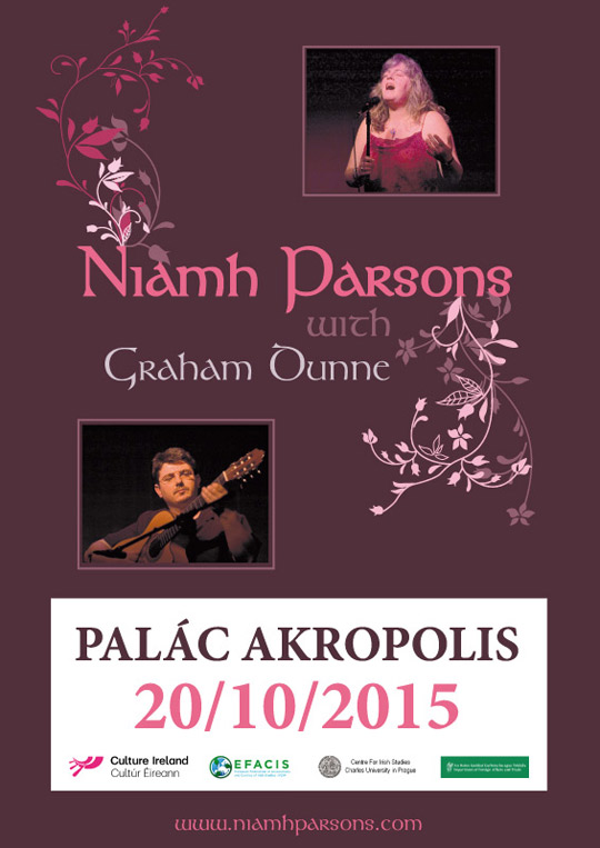 Concert of Niamh Parsons