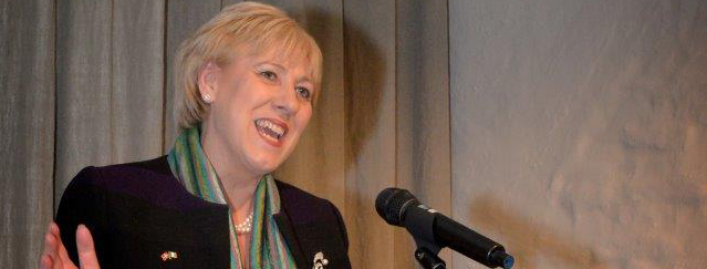 Minister Humphreys visit to Denmark