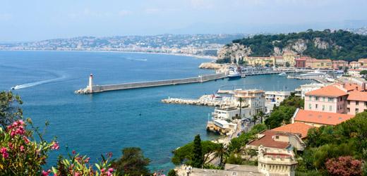 Nice Cote DAzur France