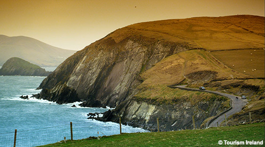 Wild Atlantic Way, Mayo, Ireland (c)Tourism Ireland